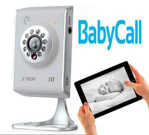 Camara Inalambrica Ip Baby Call Monitor Wifi Visión