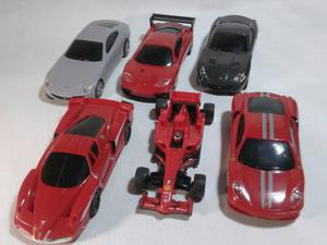 Coleccion Ferrari Shell  - Hot Wheels - Esc 1:38 - Gjm5