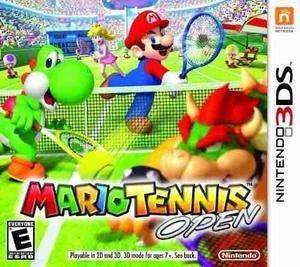 Juegos Nintendo 3ds, Zelda, Mario Tenis Open, Dbz
