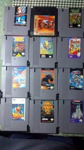 Juegos Nintendo Nes. Ideal Coleccion. Folleteria Original