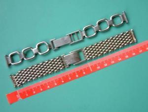 Lote De 2 Mallas Para Reloj Pulsera Retro Vintage