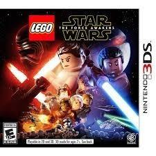 Nintendo 3ds Lego Star Wars The Force Awakens Original