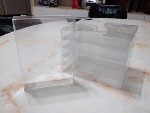Nintendo Nes Juegos Cajas Protectoras Plásticas