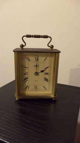 Reloj Antiguo De Mesa Aleman, Hermle Quartz