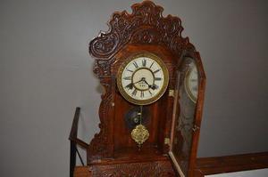Reloj Pendulo Pared Zenith (suizo)