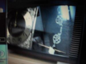 Reloj Péndulo De Pared C/ Sonería- Electrónico- Japonés