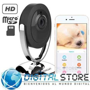 Video Baby Call Monitor Seguridad Bebes Camara Ip Wifi