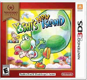 Yoshi's New Island Nuevo Nintendo 3ds Fisico Sellado!!!