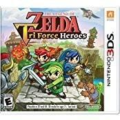 Zelda Tri Force Heroes Nintendo 3ds Fisico Sellado Original!