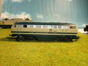 Locomotora Diesel Lima Escala H0