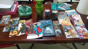 Coleccion de Comics Y Articulos Varios