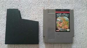 Joe & Mac Nintendo Nes