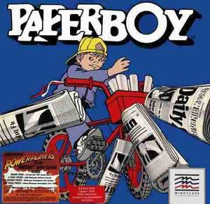 Nintendo Nes - Paperboy