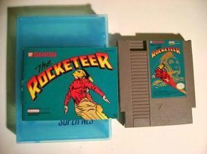Nintendo Nes -the Rocketeer