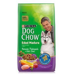 PURINA DOG CHOW EDAD MADURA X 15 KG