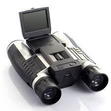 Binocular Con Camara Hd Incorporada