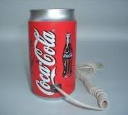 Teléfono Fijo Lata Coca Cola Nuevo Subasta Cocacola Leer