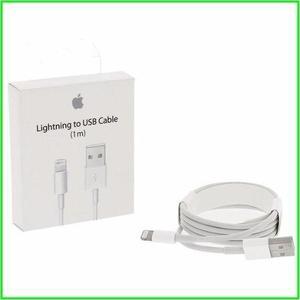 Cable Iphone 6 Original Lightning Caja Sellada 100% Original
