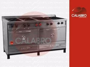 Anafes mecheros de fundici n rosario posot class for Cocinas 8 hornallas