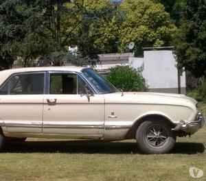 Vendo-permuto Ford Falcon de luxe 1972