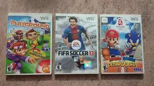 3 Juegos Para Wii Llevate Los 3 Por $750!!!