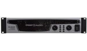 Amplificador Potencia Crest Cc-4000 W Rms Profesional Oferta