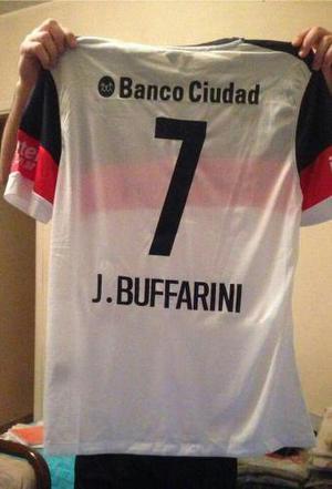 Camiseta San Lorenzo 7 Bufarini 2016 Ho