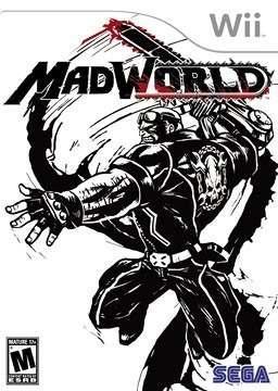 Madworld Para Wii Nuevo Fisico Sellado Gamebox