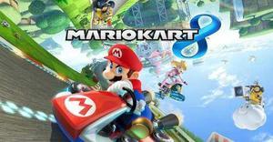Mario Kart 8 Wii U Caja Roja