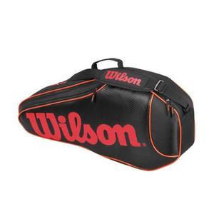 Raquetero Wilson Tenis Burn Team Triple