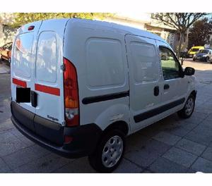 Renault kangoo furgon 1.6 con gnc.
