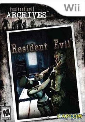 Resident Evil Archives Wii Nuevo Fisico Sellado Gamebox