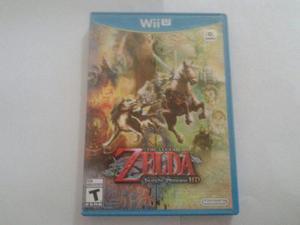 The Legend Of Zelda: Twilight Princess Hd Físico Wii U