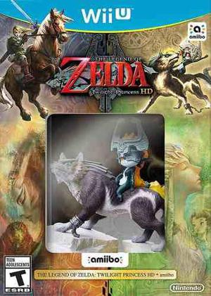 The Legend Of Zelda Twilight Princess Hd Wii U Nuevo Gamebox
