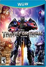 Transformers Rise Of The Dark Spark Wii U | Eshop | Fast2fun