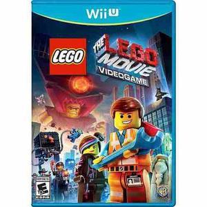 Wii U Lego Movie, Nuevo Sellado