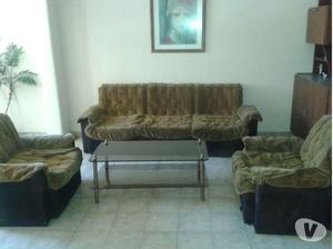 vendo juego de sillones de living