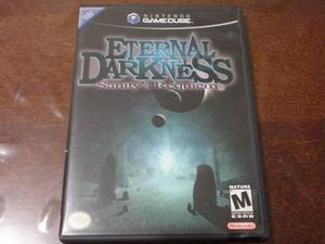 Eternal Darkness Original Para Gamecube Con Caja Y Manuales