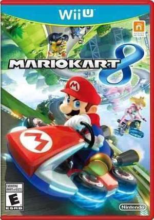Mario Kart 8 Nuevo Sellado Wii U
