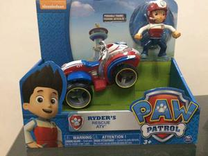 Paw Patrol Ryder's Rescue