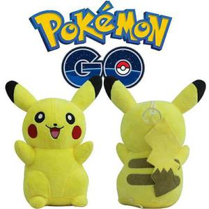 Peluche Pokemon Pikachu 22cm Promo!!hermoso!!