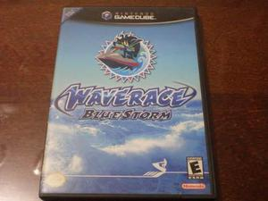 Wave Race Blue Storm Para Gamecube Con Caja Y Manuales