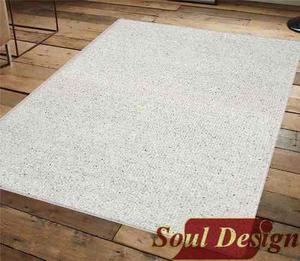 Carpeta Alfombra Boucle Sahara 120 X 170 Cm Fundasoul