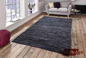 Carpeta Alfombra Jean Durrie 160 X 220 Cm Moderna Fundasoul