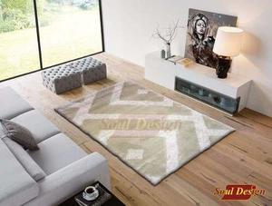 Carpeta Alfombra Luxury Cosi 160 X 230 Cm Moderna Fundasoul