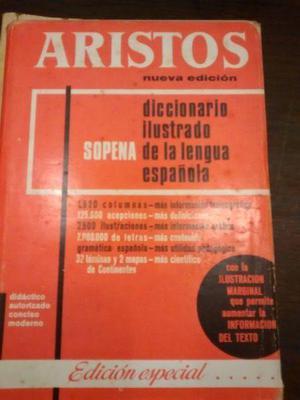 Diccionario Ilustrado de la Lengua Española