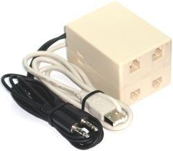 Grabación Telefónica De 4 O Más Líneas En Pc X Usb -