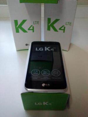 Smartphone LG K4 Nuevo en Caja Libres