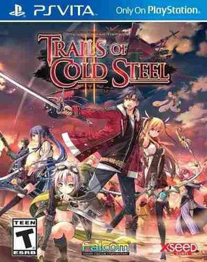 The Legend Of Heroes Trails Of Cold Steel 2 Ps Vita Dakmor
