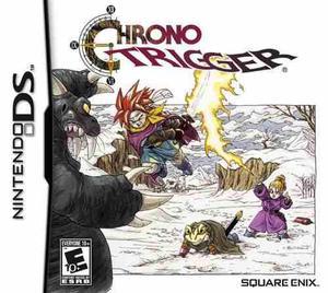 Chrono Trigger Ds Nuevo Fisico Sellado Gamebox